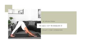 Wake Up Workout
