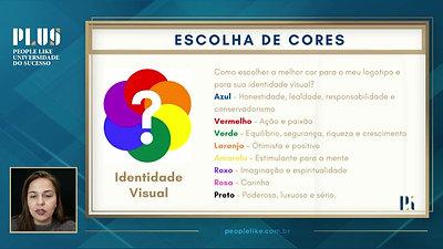 IDENTIDADE VISUAL - CORES