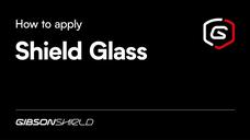 Gibson Shield - Shield Glass
