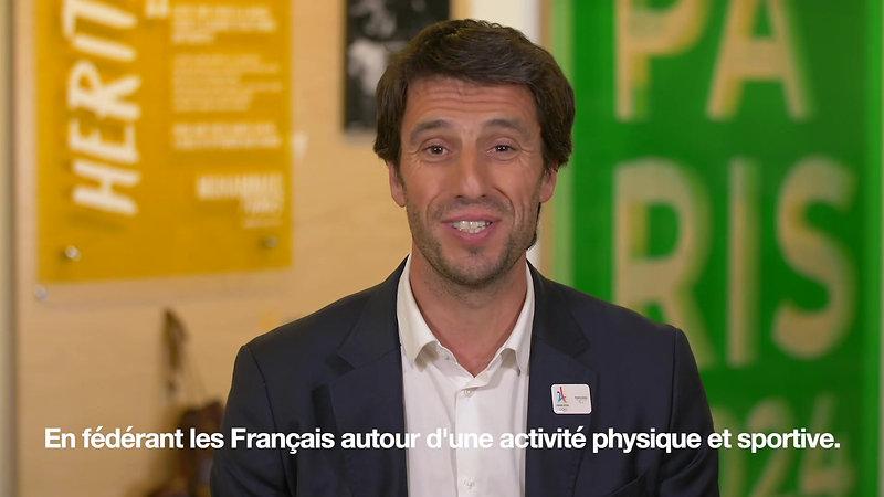 Promotion de la Journée Olympique et de la fête du Sport
