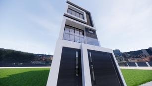 Proyecto: Residencia Multifamiliar (5mx17m) en Sullana, Piura, Perú