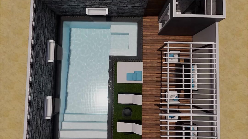 Proyecto : Residencia Unifamiliar (10mx33m) en Punta Negra, Lima, Perú