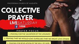 Collective Prayer 07/24