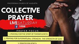 Collective Prayer | 07/17