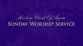 Sunday Worship 06/27