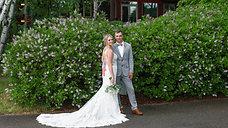 Mr. and Mrs. Duesler - 1 Year Anniversary