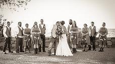 Mr. & Mrs. Kahlstorf - 1 Year Anniversary