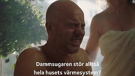 PTS Radioteknik Dammsugaren