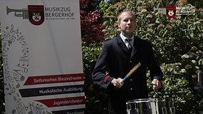 Musikzug Bergerhof - Paradeschlag