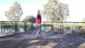 מעיין לשינסקי / מרפסת באגם