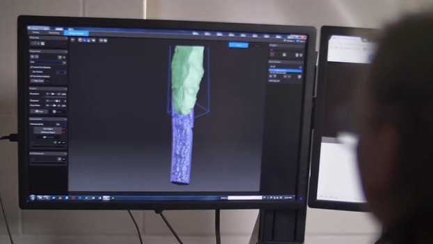 Eastern Washington University Archaeology  HP 3D Scan Case Study  HP