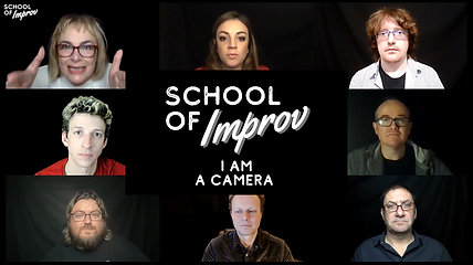 I am a Camera (pencil)