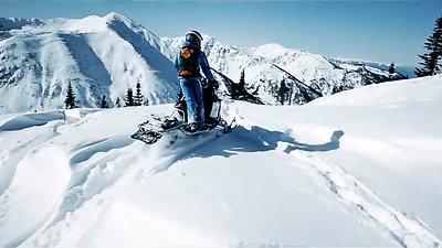 Мамай для горных снегоходчиков, сноубордистов и лыжников