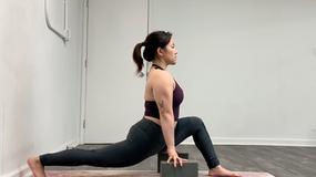Front Splits Conditioning (Part 1)