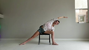 Full Body Flexibility Training in Your Chair