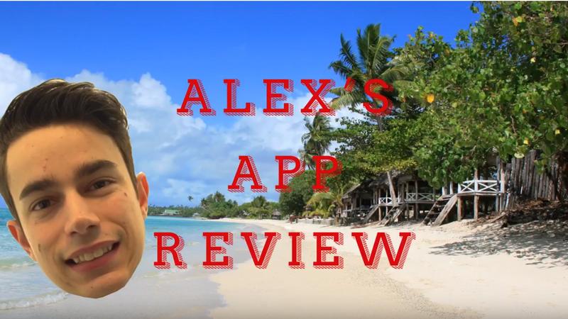 Alex's App Review
