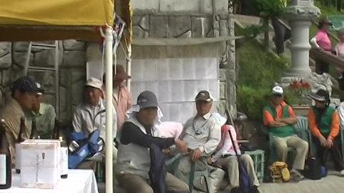 バーデンハウス三丘グラウンド・ゴルフ月例大会②