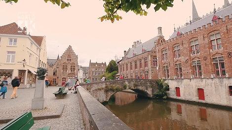 Descubra Bruges