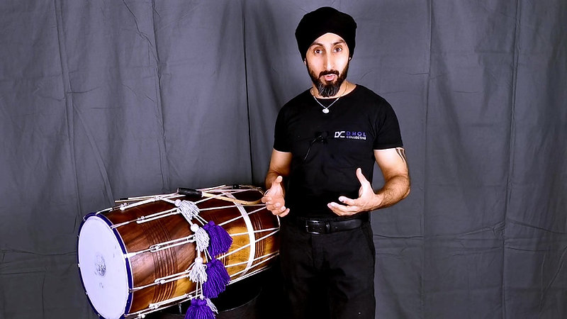 Welcome to Learn Dhol