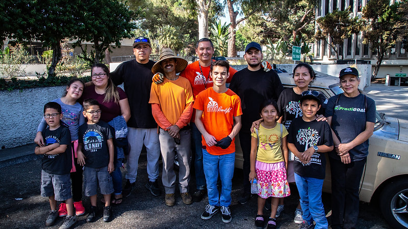 Clean The Streets with Mayor Tim Sandoval