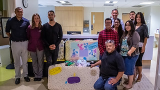 N I C U - Blanket Drive for Pomona Valley Hospital