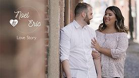 Noel + Eric Love Story