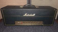 Restoring a 1968 Marshall Super lead amplifer Feb 2021