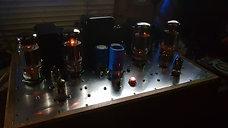 Valve Stereo Amplifier2021