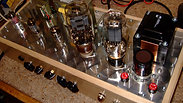Building the Ward 10 watt valve amp