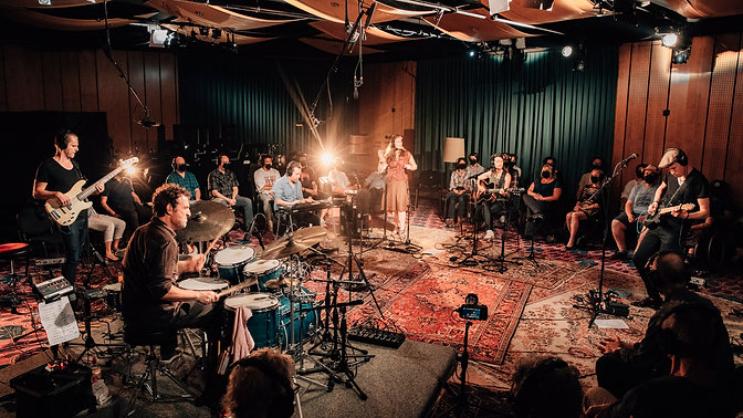 Suzie Candell and the Screwdrivers - STUDIO LIVE STREAMING SESSION (June 12th)