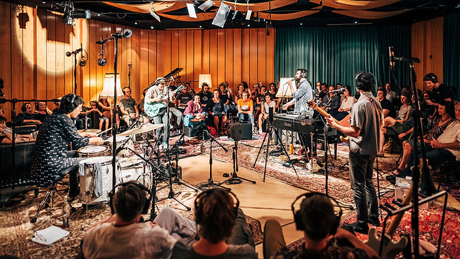 Landlady - Studio Live Session (August 21st 2018)