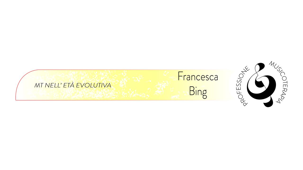 Francesca Bing