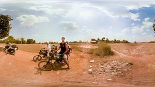 Crossing Borders 360° (Trailer)