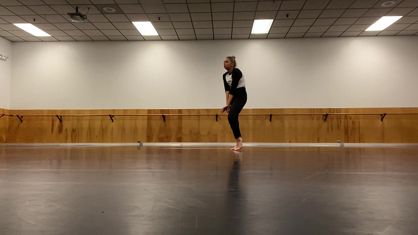 Sara Fox- Improvisation Reel