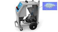 Czyszczenie Suchym Lodem - Asco-Nanojet - nowy system podawania i kruszenia suchego lodu