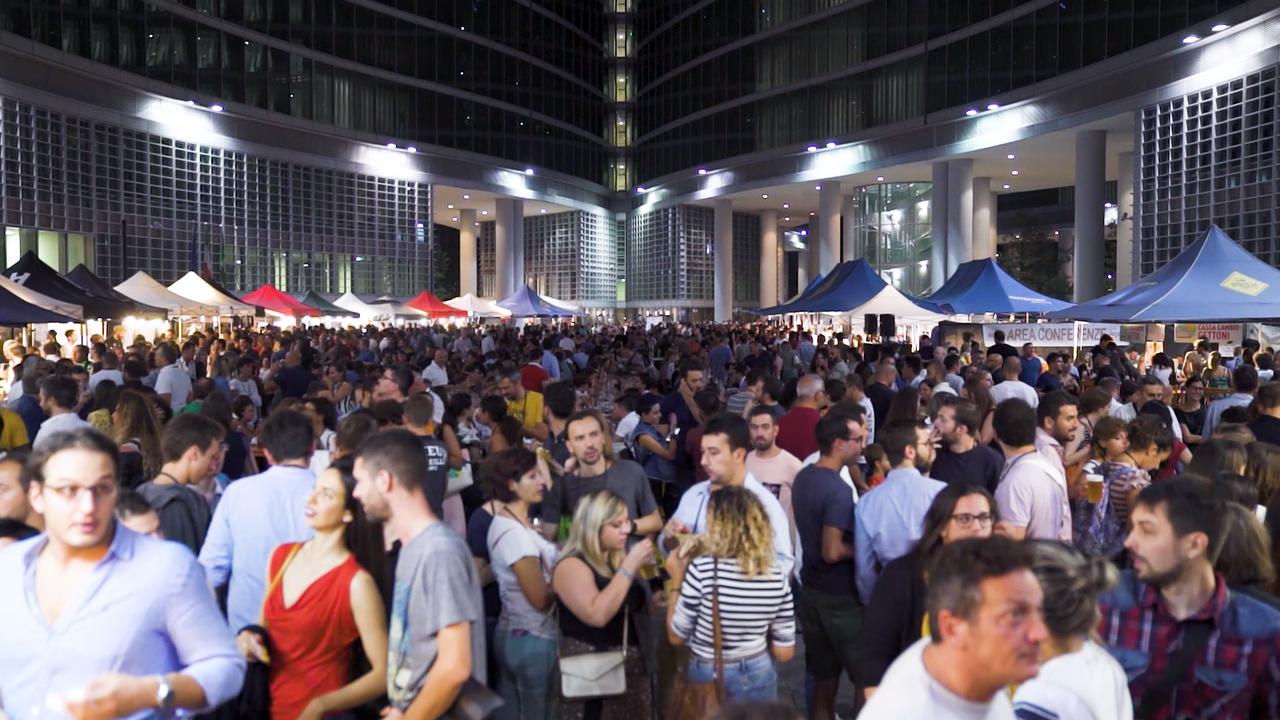 Lombardia Beer Fest® Vs Cacio & Pepe Festival Milano - 20-21-22-23 Settembre 2018