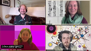 Climate Notes - Showcase and Chat with Damian Barbeler, Anna McMichael and Louise Devenish