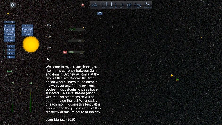 Liam Mulligan - Night Shift Mvt 1