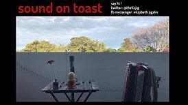 Elizabeth Jigalin - Sound on Toast Ep. 6