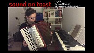 Elizabeth Jigalin - Sound on Toast Ep 8