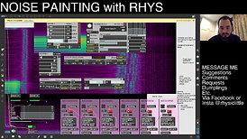 Rhys Little - Painting Noise
