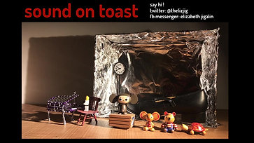 Elizabeth Jigalin - Sound on Toast Ep 7