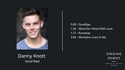 Danny Knott - Vocal Reel