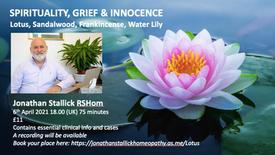 SPIRITUALITY, GRIEF & INNOCENCE