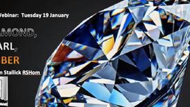 DIAMOND, PEARL & AMBER