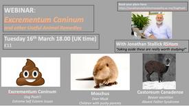 EXCREMENTUM CANINUM, MOSCHUS, CASTOREUM