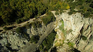 Panorama Trails Katalonien