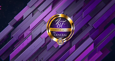 81st Annual Convocation & 20th General Assembly