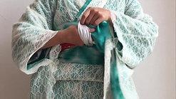 スカーフ帯飾り