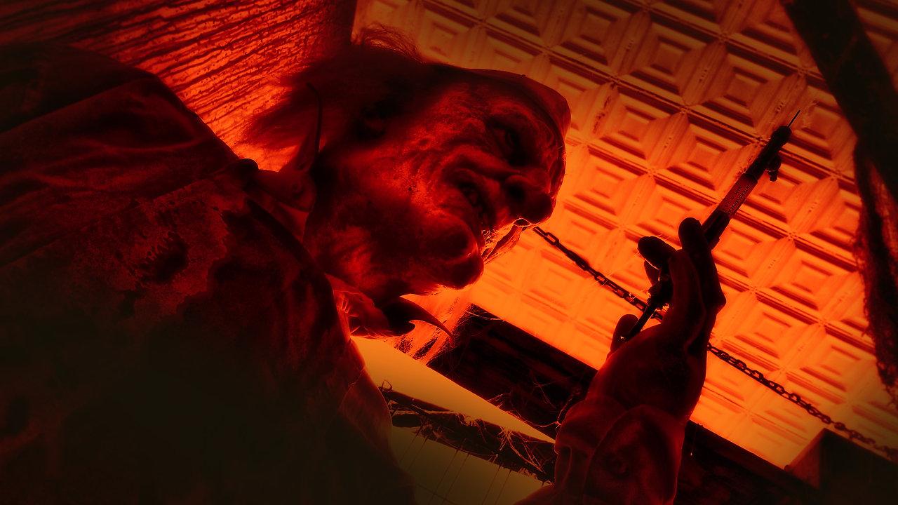 The Terror of Carpenter's Mortuary Spook House